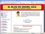 Web de Anabel
