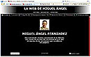 la web de Miguel Angel